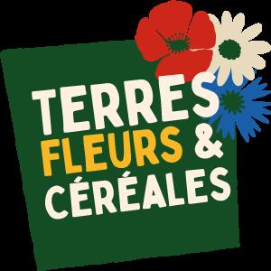 Logo Terres, Fleurs et Céréales